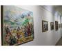 Патріотична виставка «Слава козацька» Віталія Горбенка відкрилася у Сумах