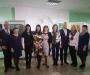 До Дня працівників суду України в Господарському суді Сумської області відкрилась персональна виставка Галини Коротун «Розпис шовку»