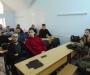 В Сумах бойові медики розповіли студентам про військову службу за контрактом