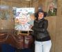 Виставка Ірини Гаршиної «Яскрава особистість» відкрилася у Сумах