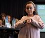 Юная сумчанка вышла в финал Конкурса молодых дизайнеров