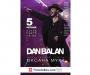 Dan Balan выступит в Сумах в июне с новым концертом
