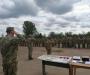 У Сумському районі вперше в історії незалежної України відзначили День мотопіхотних військ