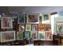 У Сумах відкрилася виставка «Магія акварелі»