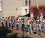 У Низівській загальноосвітній школі відзначили Всесвітній  день захисту дітей та відкрили пришкільний оздоровчий табір