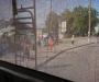 Грузовик протаранил троллейбус в Сумах (Фото)