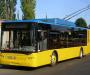 В Сумах троллейбусы изменили маршруты