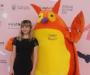Юна сумчанка стала фіналісткою дитячого кінофестивалю (Відео)