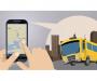 В Сумах устанавливают очередное транспортное табло (+фото)