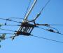 В Сумах оборвало контактную сеть: движение троллейбусов парализовано (обновлено)