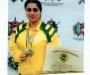 Сумчанка стала срібним призером чемпіонату світу