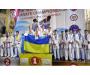 Сумчане завоевали две золотые медали на Кубке чемпионов по карате