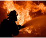 В центре Сум горела машина (+фото)