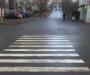 В Сумах пешеходный переход ведёт прямо под колёса (+фото)
