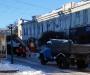 В центре Сум коммунальные службы убрали снег (+фото)
