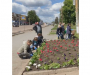 На Сумщине работники ЖКХ высаживают цветы за свои деньги (видео)