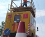 В Сумах из-за аварии на линии центр города остался без троллейбусов
