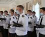 В Сумском кадетском корпусе прошел выпускной
