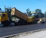 В Сумах продолжается ремонт ул. Харьковской (фото)