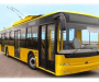 В Сумах троллейбусы отклонились от графика