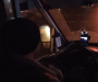 В Сумах водитель маршрутки за рулём смотрел кино (видео)