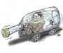 В Сумах водитель признался, что сел за руль нетрезвым (видео)