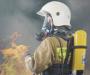 На Сумщине спасатели предотвратили уничтожение дома огнём (видео)