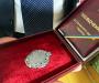 Жителька Сумщини отримала нагороду від президента