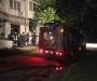 На Сумщине спасатели тушили пожар в многоэтажке
