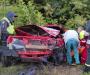 На Сумщині рятувальники звільнили водіїв із понівечених в ДТП авто