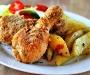 Рецепт дня: Хрустящие куриные ножки