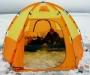 Совет дня: Выбираем палатку для зимней рыбалки