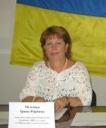 Ирина Миленина