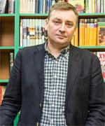 Євген Положій, головний редактор газети