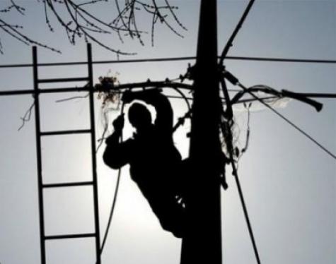 На выходных в Сумах жители нескольких улиц остались без света