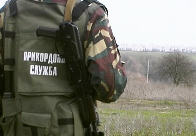 В Сумской области на границе нашли контрабандные товары