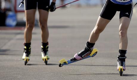 Летний Чемпионат Украины по биатлону: сумчанка взяла серебро