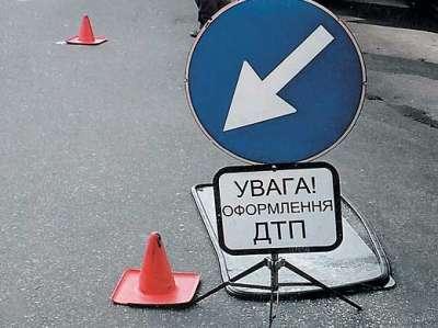 ДТП на Сумщине: водитель сбил пешехода и скрылся с места происшествия (фото)