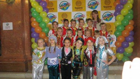 Хореографический коллектив из Сумщины стал призером Всеукраинского танцевального фестиваля